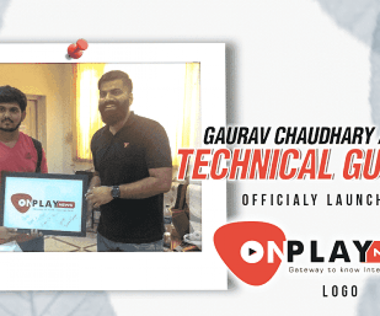 Onplaynews Logo Launch